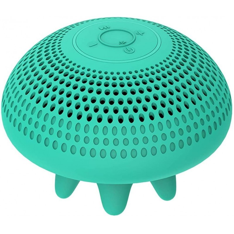 Enceinte waterproof et flottante - Turquoise