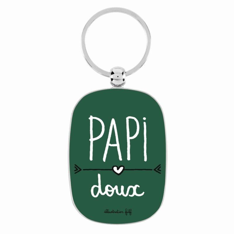 Porte-clés OPAT - Papi doux