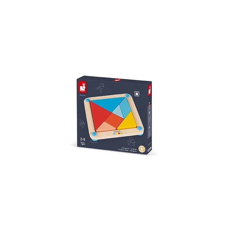 Essentiel - Le tangram