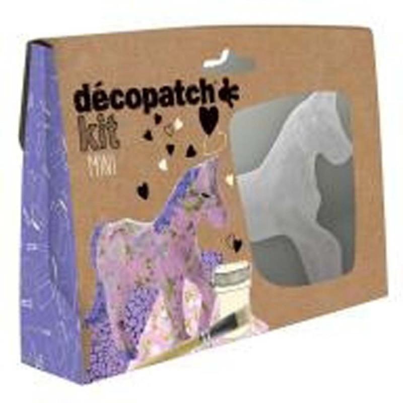 Mini kit décopatch - Cheval