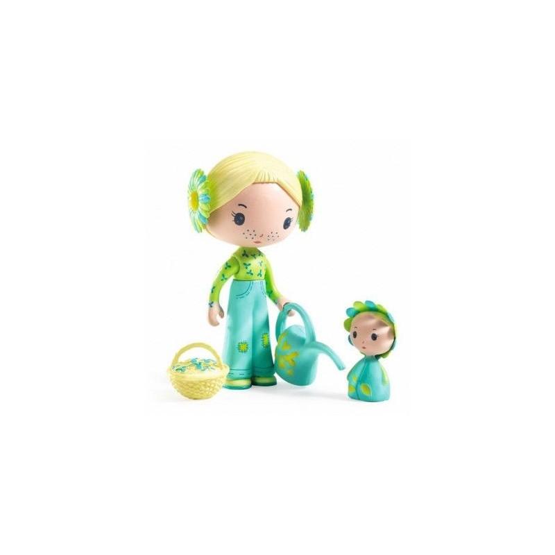 Tinyly Figurine - Flore & Bloom