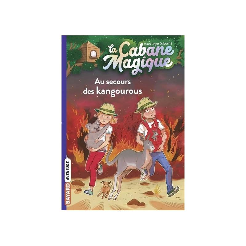 La cabane magique - Tome 19 : Au secours des kangourous