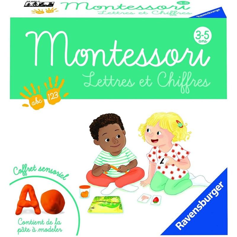 Montessori Lettres et Chiffres