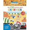 Mes 250 autocollants - Chantier