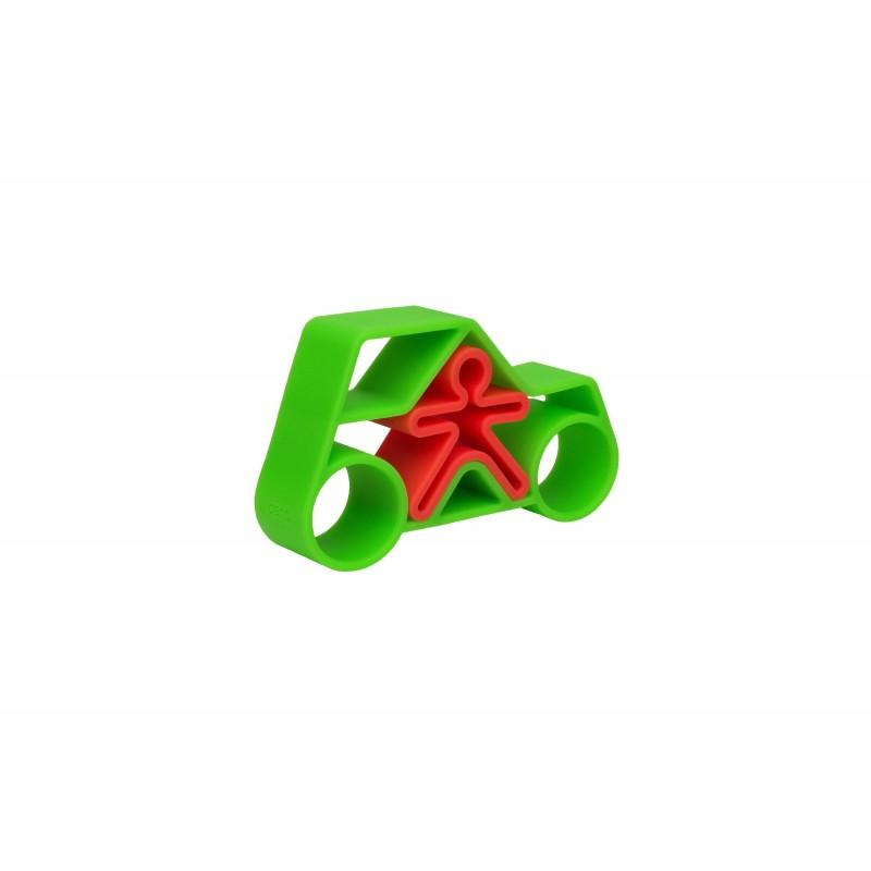 Dëna kit voiture - Vert néon