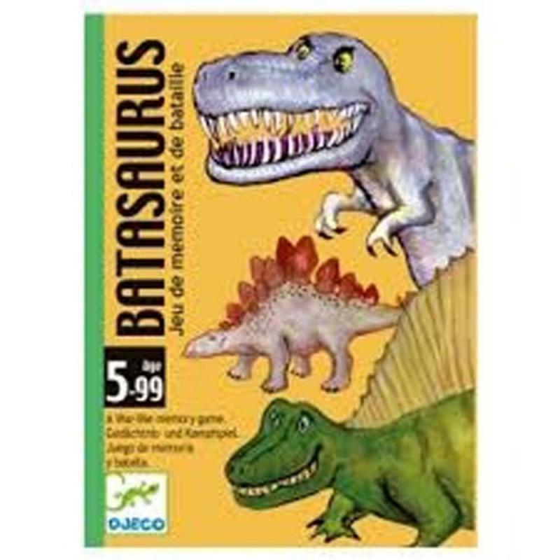 Batasaurus (jeu de mémoire et de bataille)