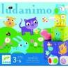 Ludanimo - 3 jeux complets pour les tout-petits