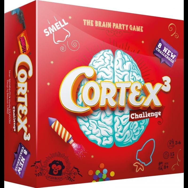 Cortex³ challenge