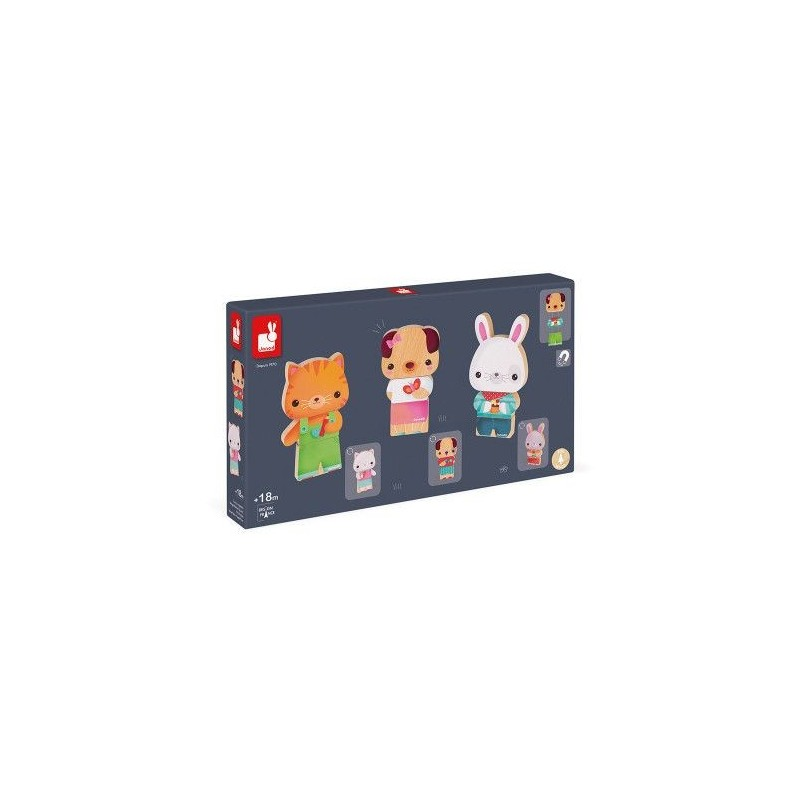 Funny magnets Animaux de compagnie