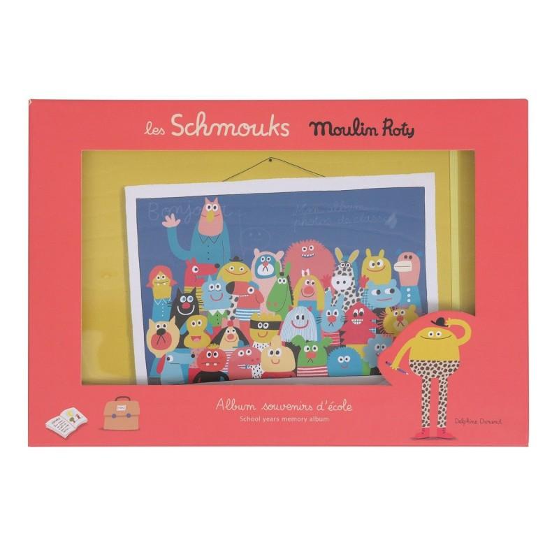 Album souvenirs d'école - Les Schmouks