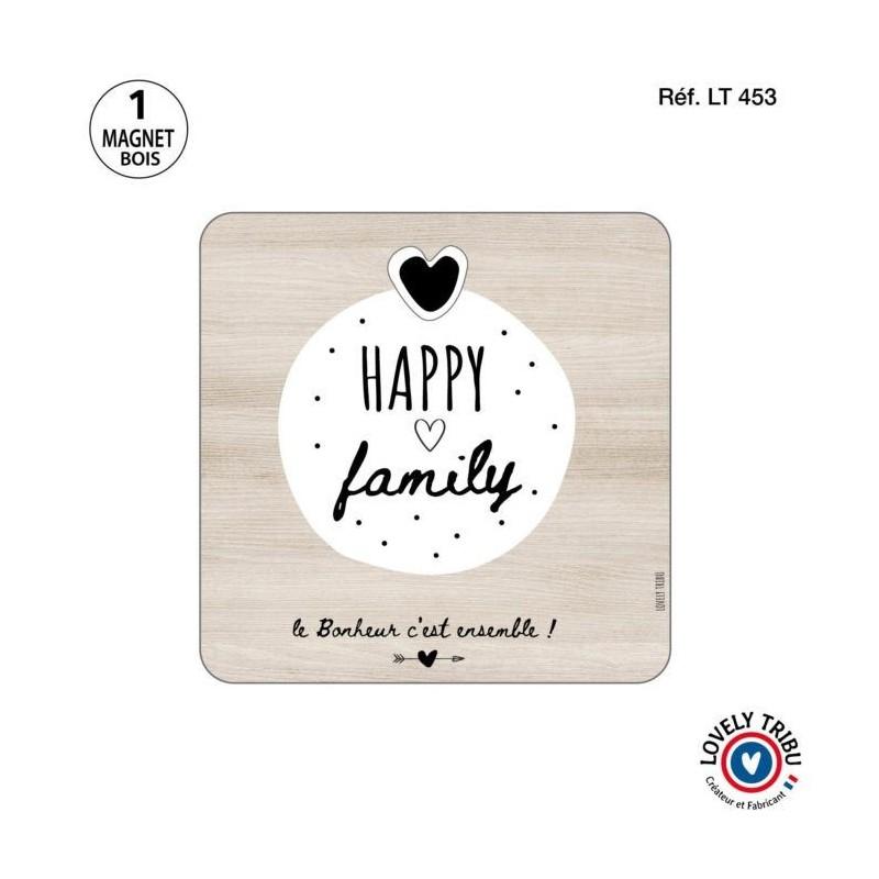 Lovely Family - Le cadre photo à poser Happy family Noé