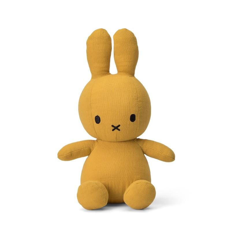 Petit lapin nijntje miffy mousseline jaune
