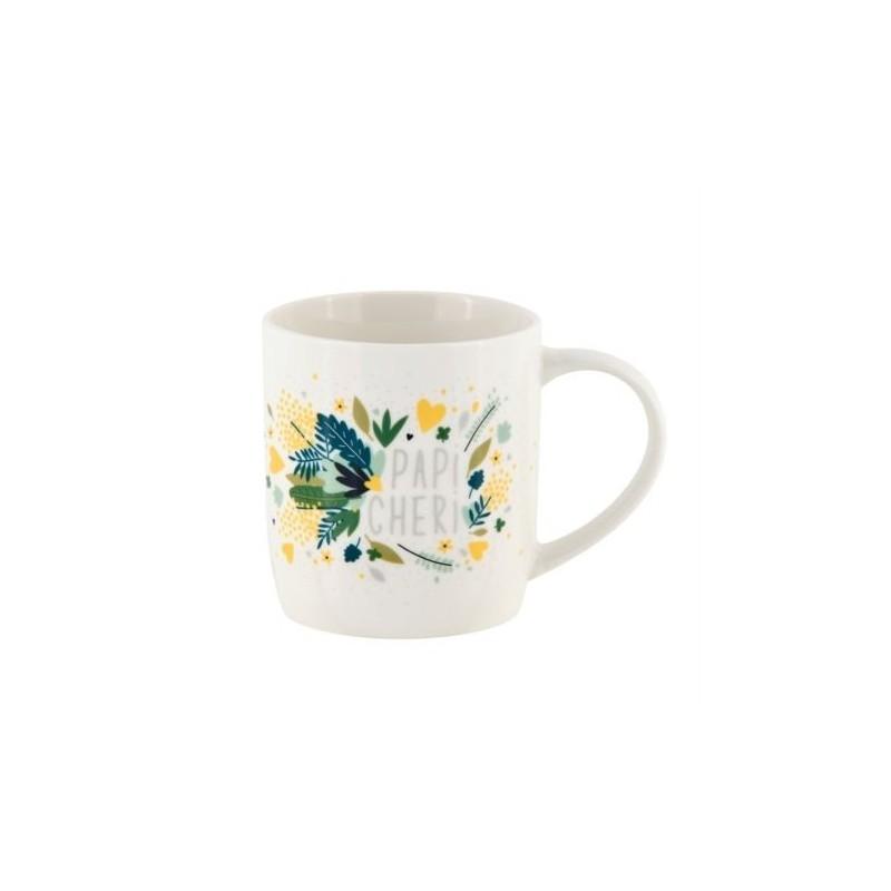 Mug LEMAN (+boite) Papi chéri
