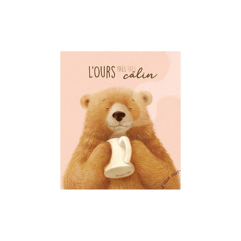 L'ours très très câlin