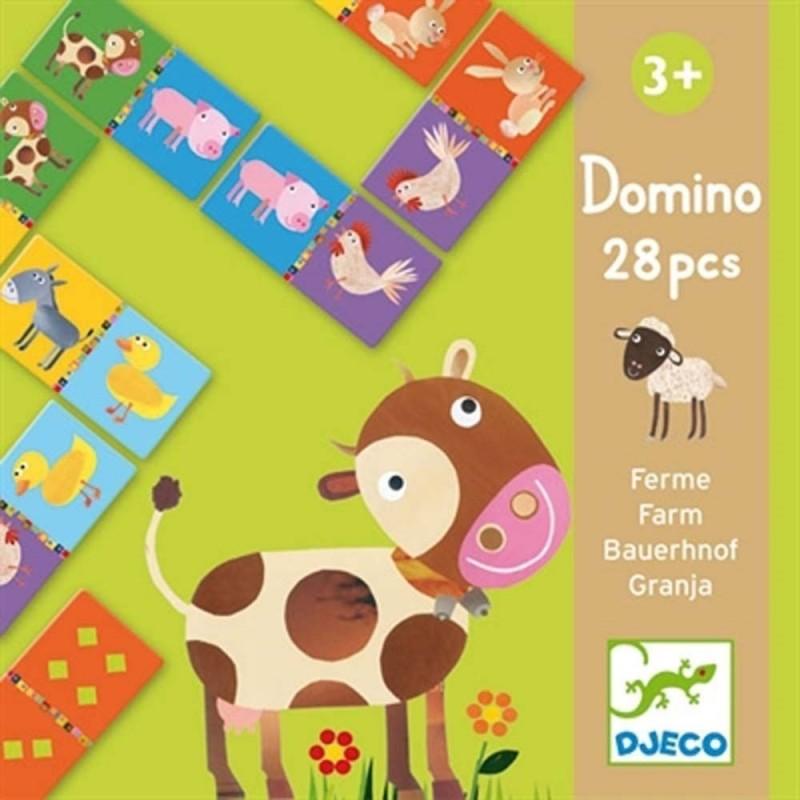 Domino 28pcs ferme