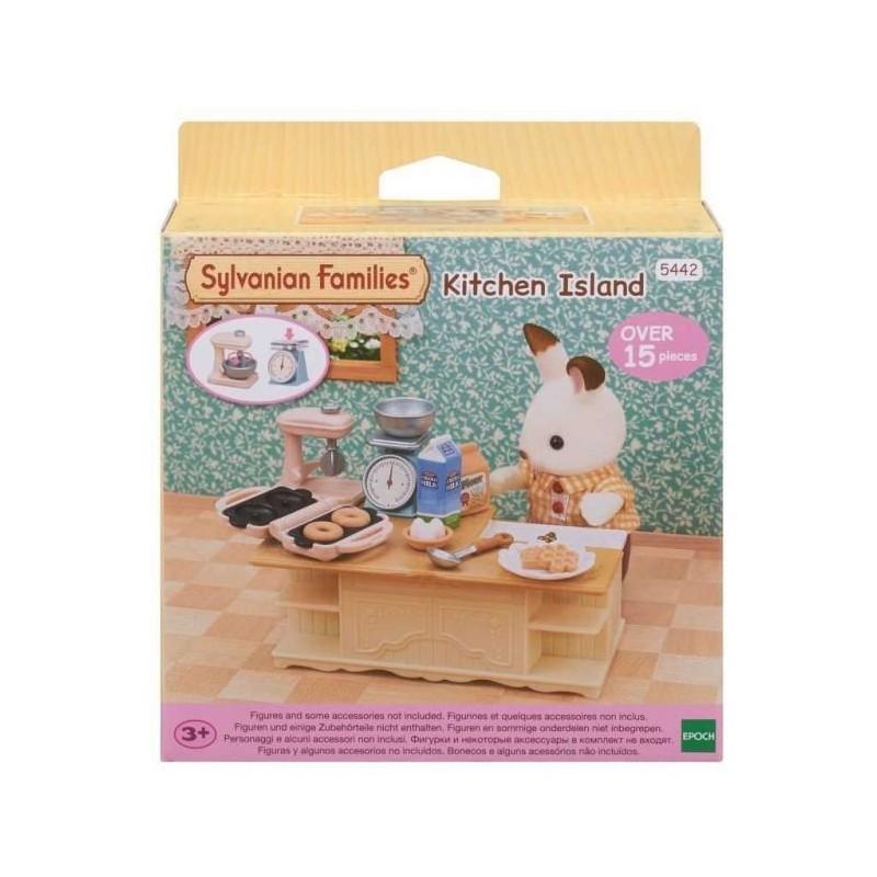 Le meuble de cuisine et accessoires - Sylvanian Families