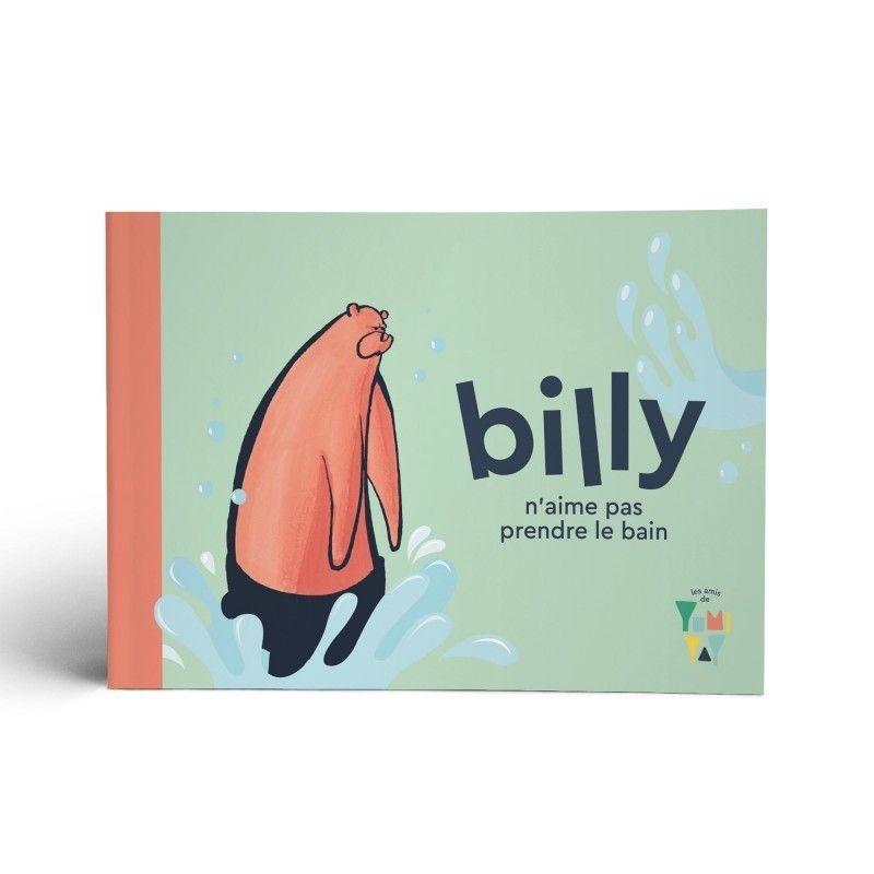 Billy n'aime pas prendre le bain