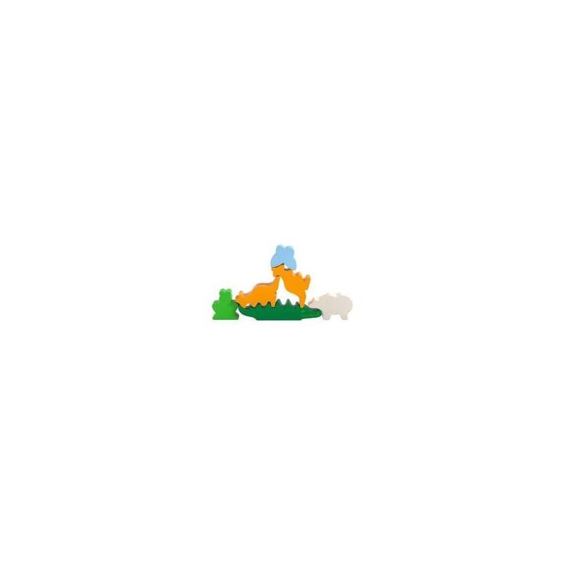 Pyramide d'animaux - Mini