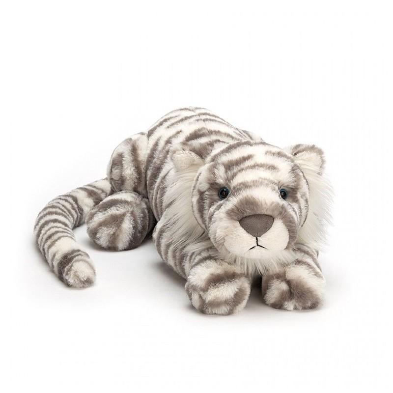 Sacha Tigre blanc - Medium