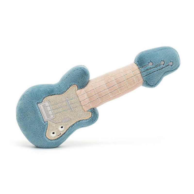 Wiggedy Guitare rock sonore rigolote