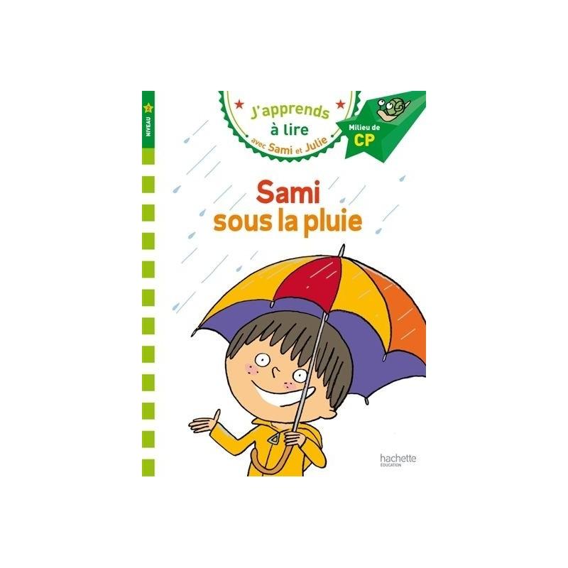 Sami et Julie - Sami sous la pluie (niveau 2)