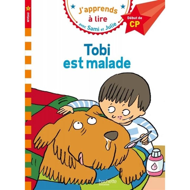 Sami et Julie - Tobi est malade (niveau 1)