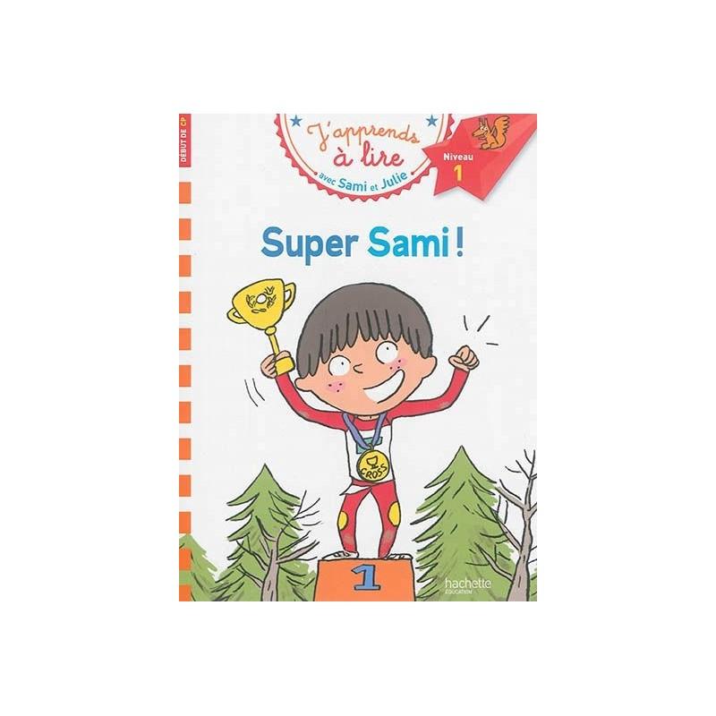 Sami et Julie - Super Sami ! (niveau 1)