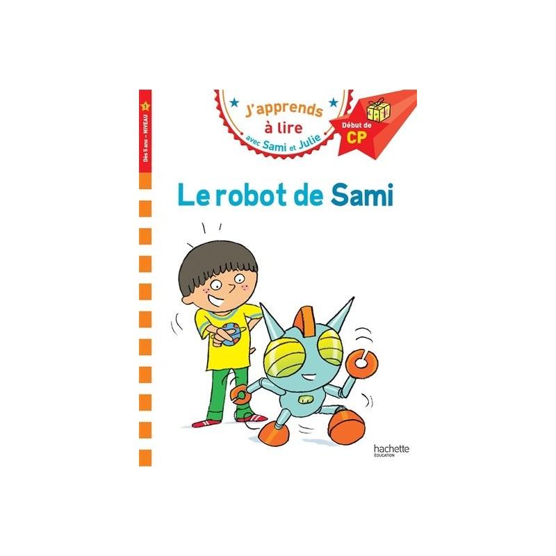 Sami et Julie - Le robot de Sami (niveau 1)