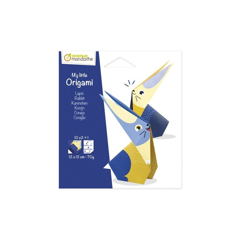 My little origami - Lapin