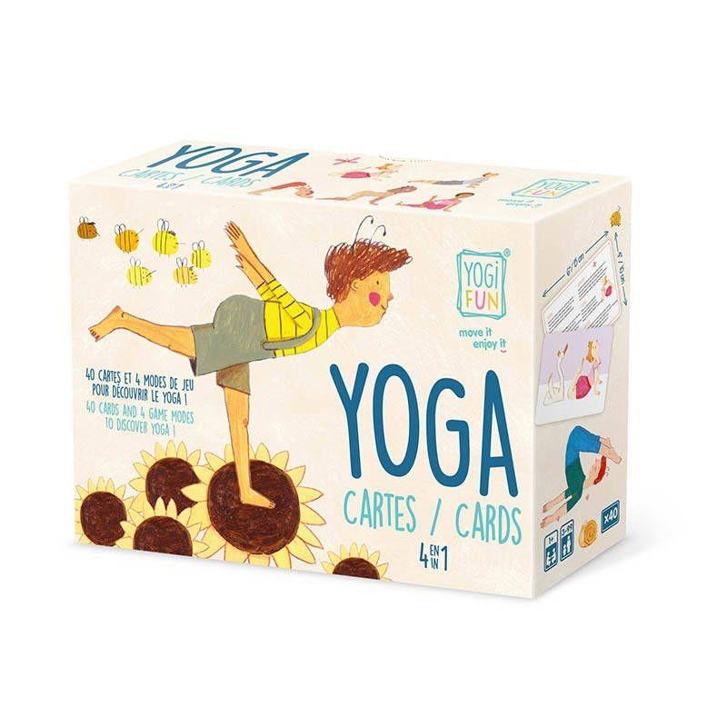 Jeu de yoga