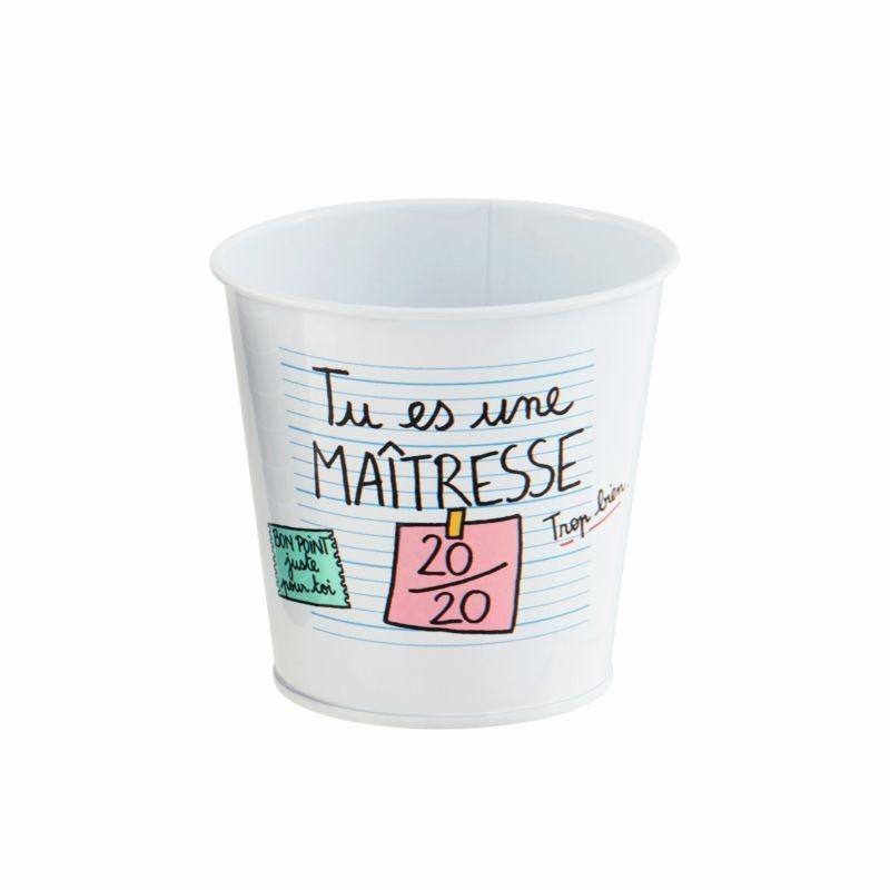 Pot multi-usages PAUL Maitresse 20/20