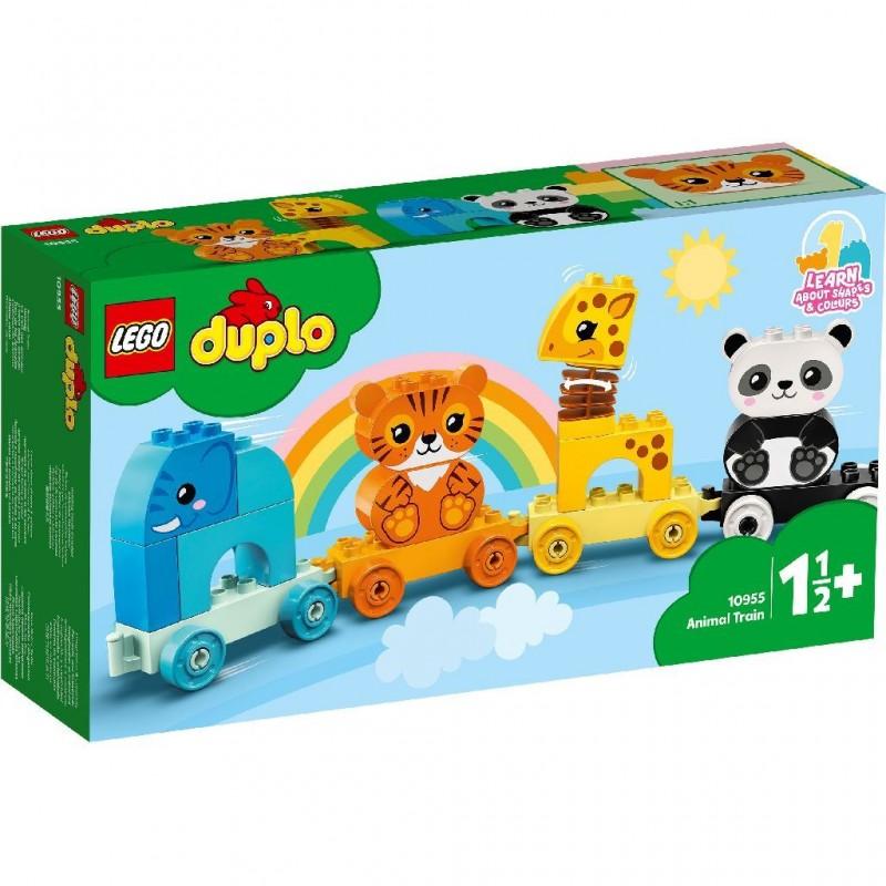 Duplo - Le train des animaux