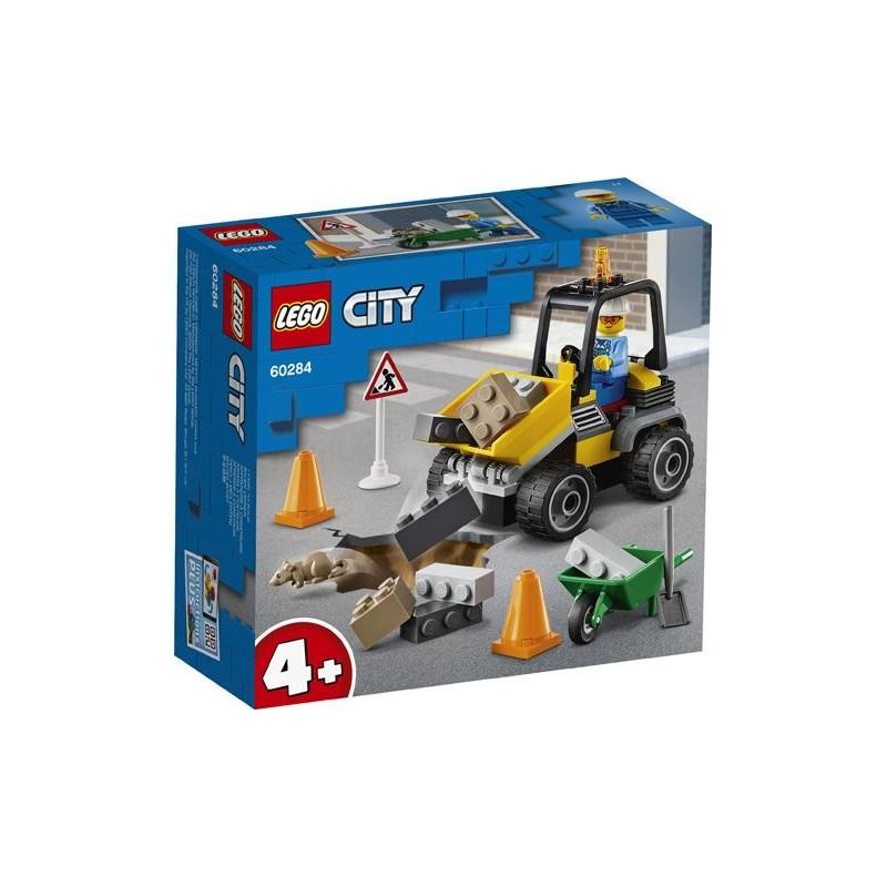Lego City - Le camion de chantier