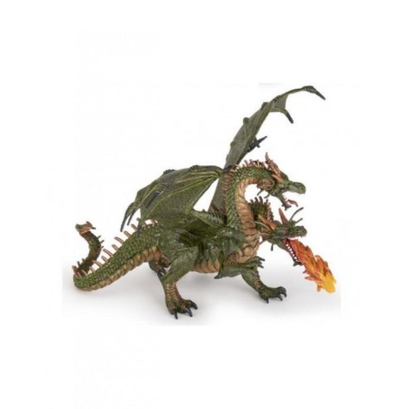 Dragon à deux têtes - Le monde fantastique