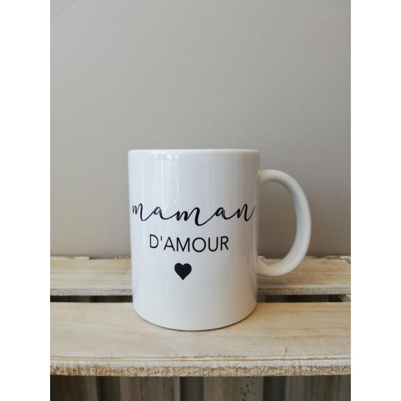 Mug LDDH - Maman d'amour