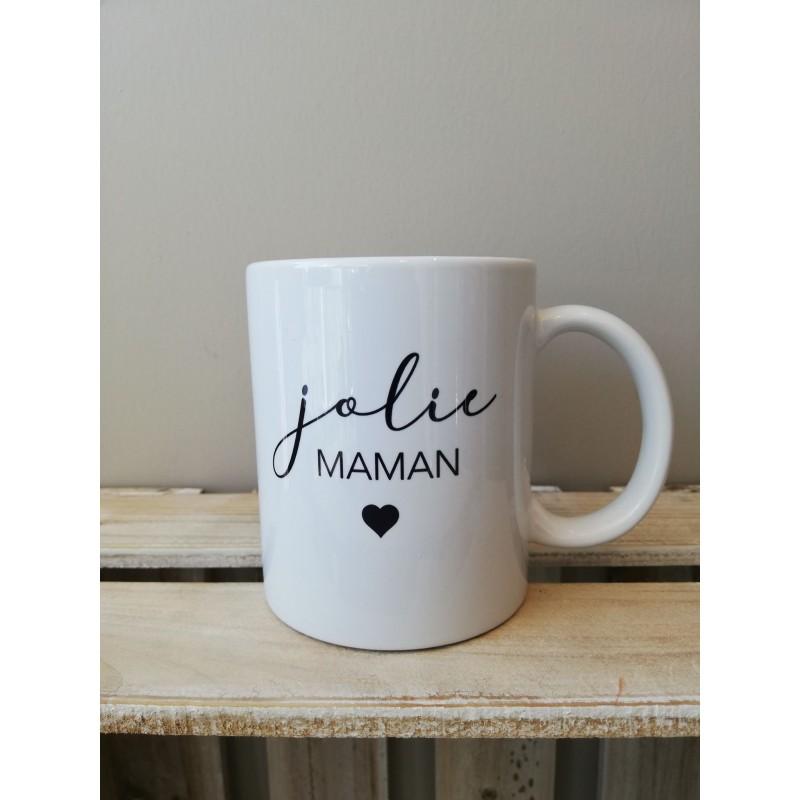 Mug LDDH - Jolie maman
