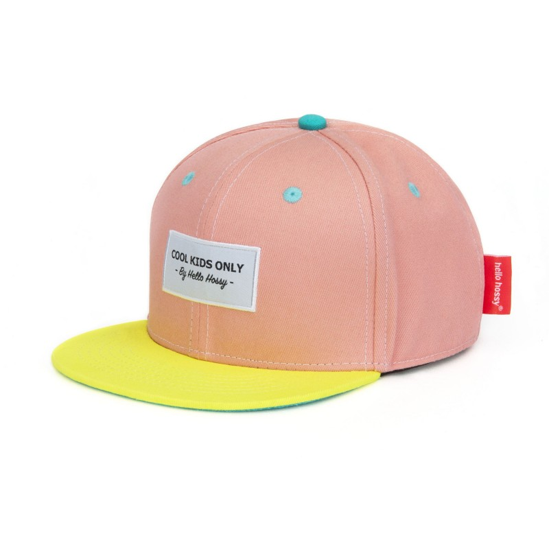 Casquette minimaliste adulte maman - Mini Pink
