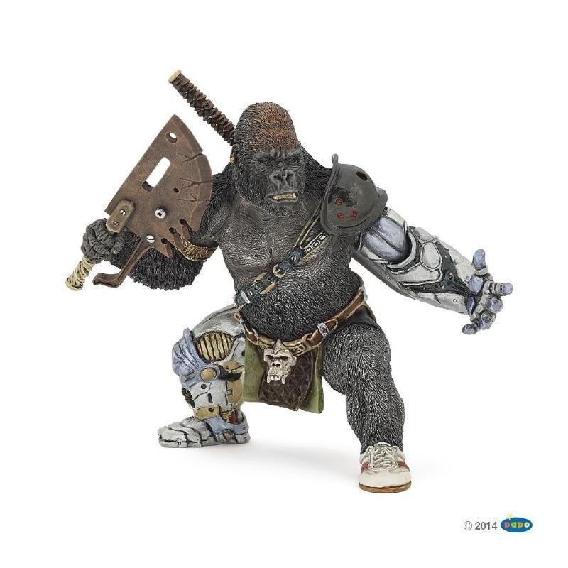 Mutant gorille - Le monde fantastique