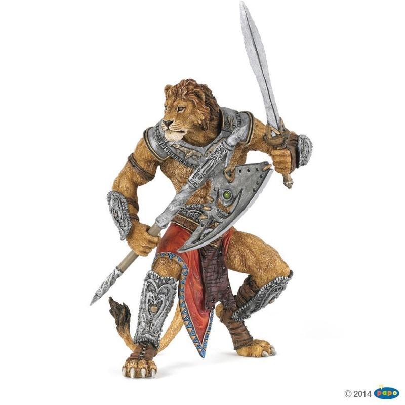 Mutant lion - Le monde fantastique
