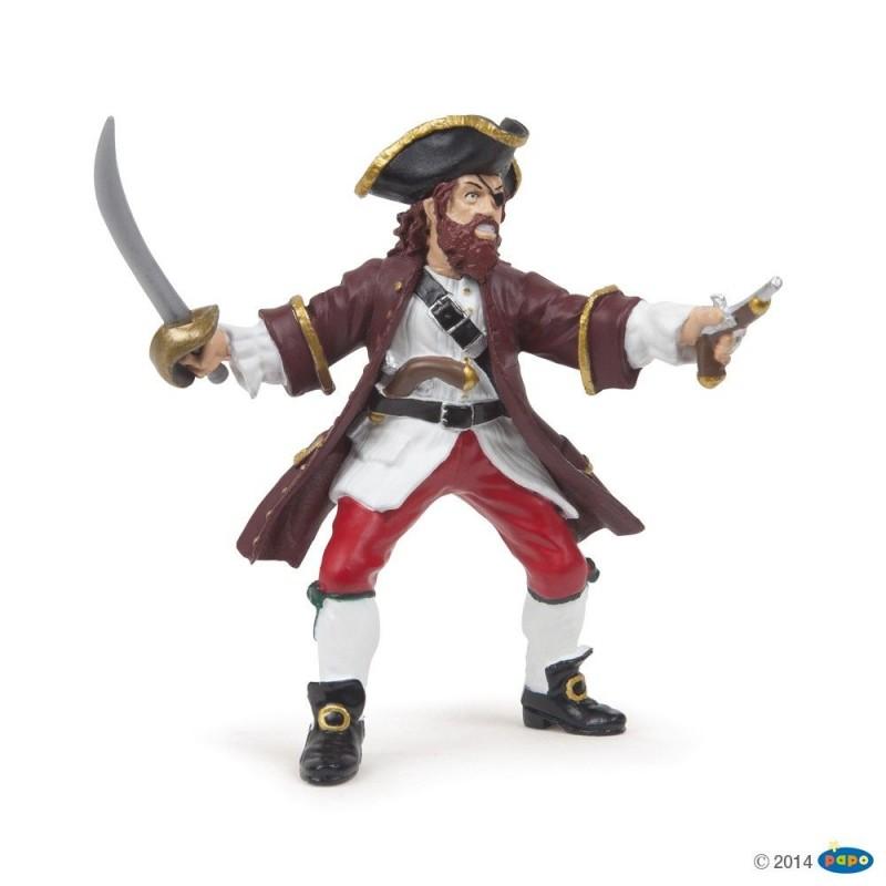 Barberousse rouge - Les pirates et les corsaires