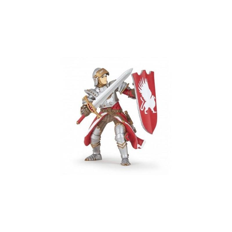 Chevalier griffon - Le monde médiéval