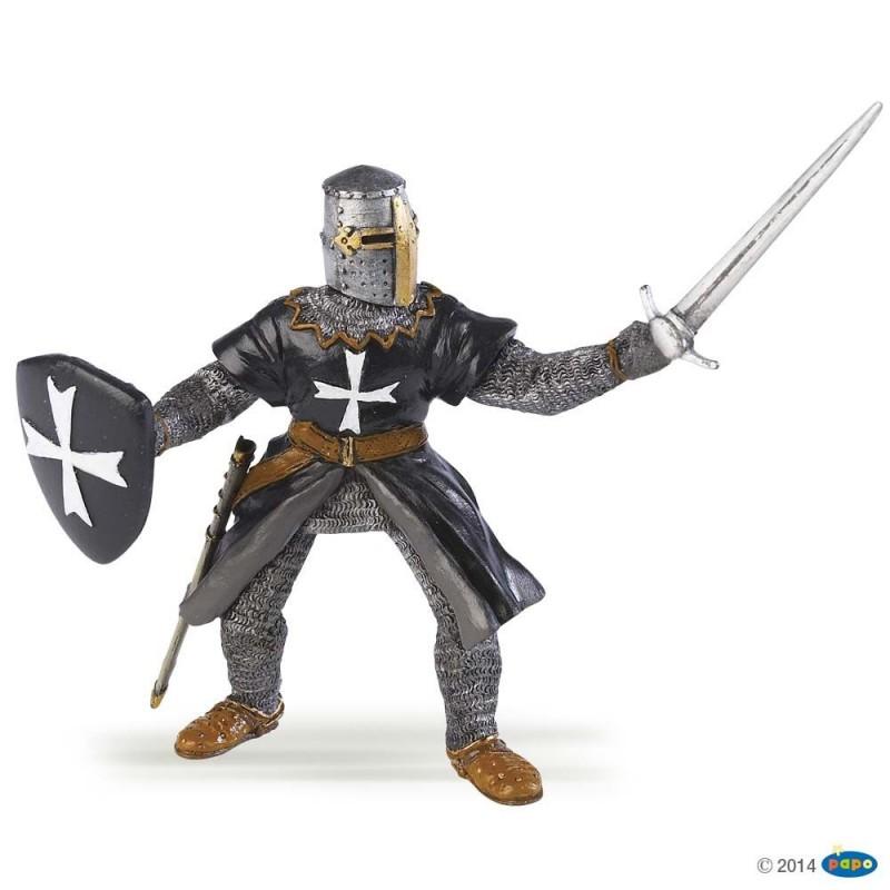 Chevalier hospitalier à l'épée - Le monde médiéval