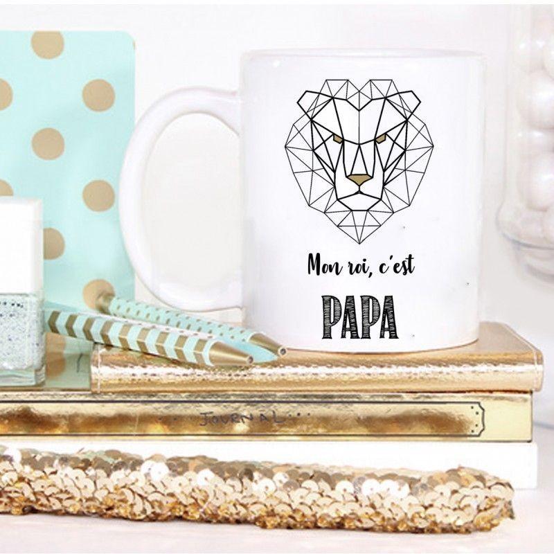 Mug LDDH - Mon roi, c'est Papa