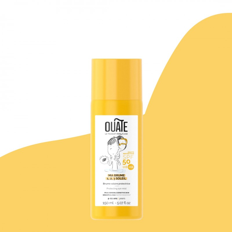 Ma brume 1, 2, 3 soleil - Brume solaire protectrice
