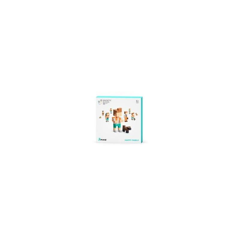Coffret Happy family - 88 pièces