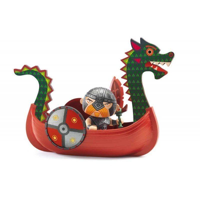 Arty toys Drack & ze drakkar