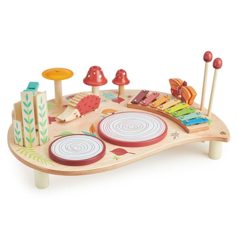 Table musicale TLT
