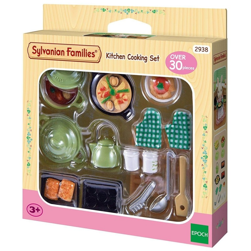 Set ustensiles de cuisine - Sylvanian Families