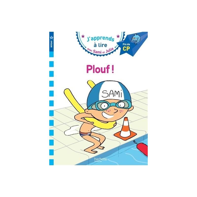 Sami et Julie - Plouf ! (niveau 3)
