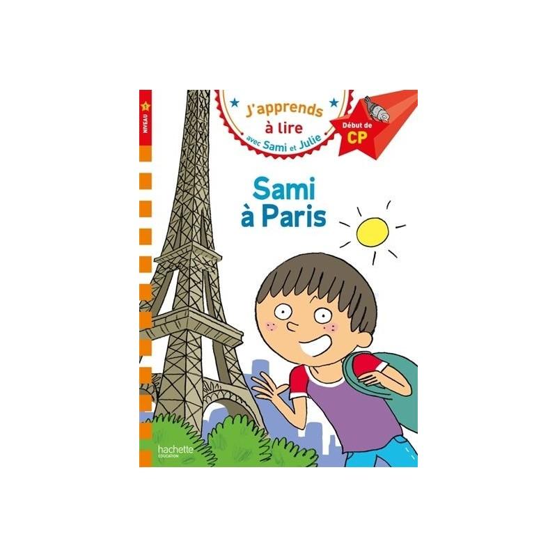 Sami et Julie - Sami à Paris (niveau 1)